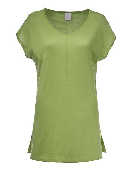 Pullover Damen pistazie / grün