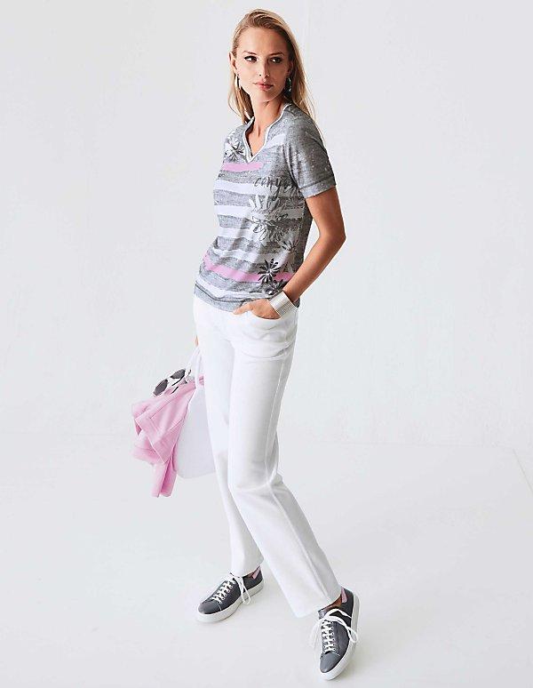 shirt CanyonBlanc 79 03 roseGrisBlanc 851 T Référence BsrtChQdx