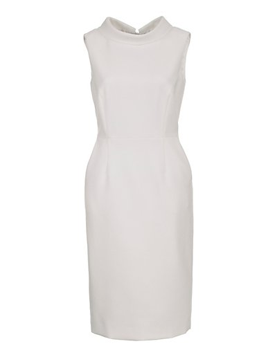 MADELEINE  Robe femme blanc
