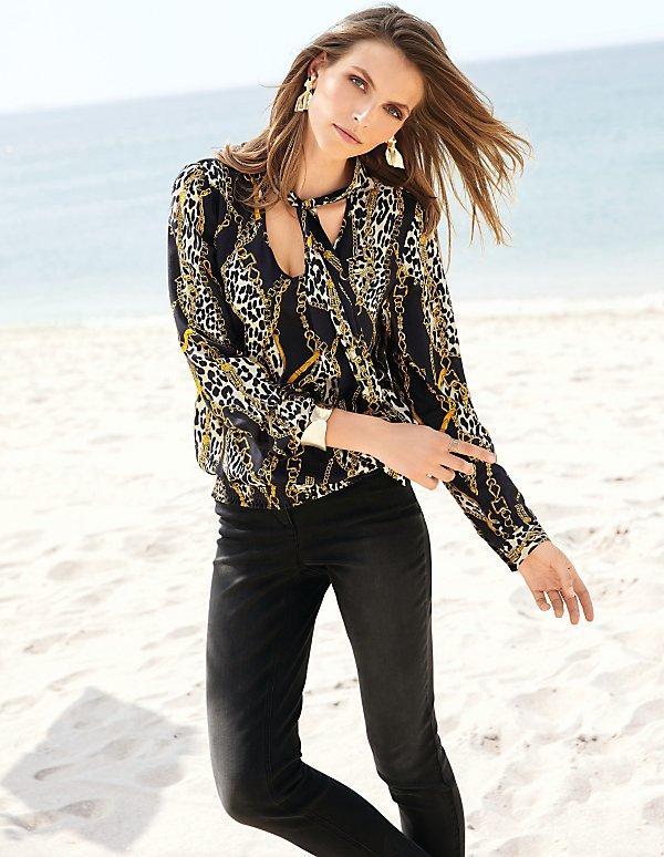 b316a26088ab Elegante Blusen für festliche Anlässe online kaufen | MADELEINE Mode