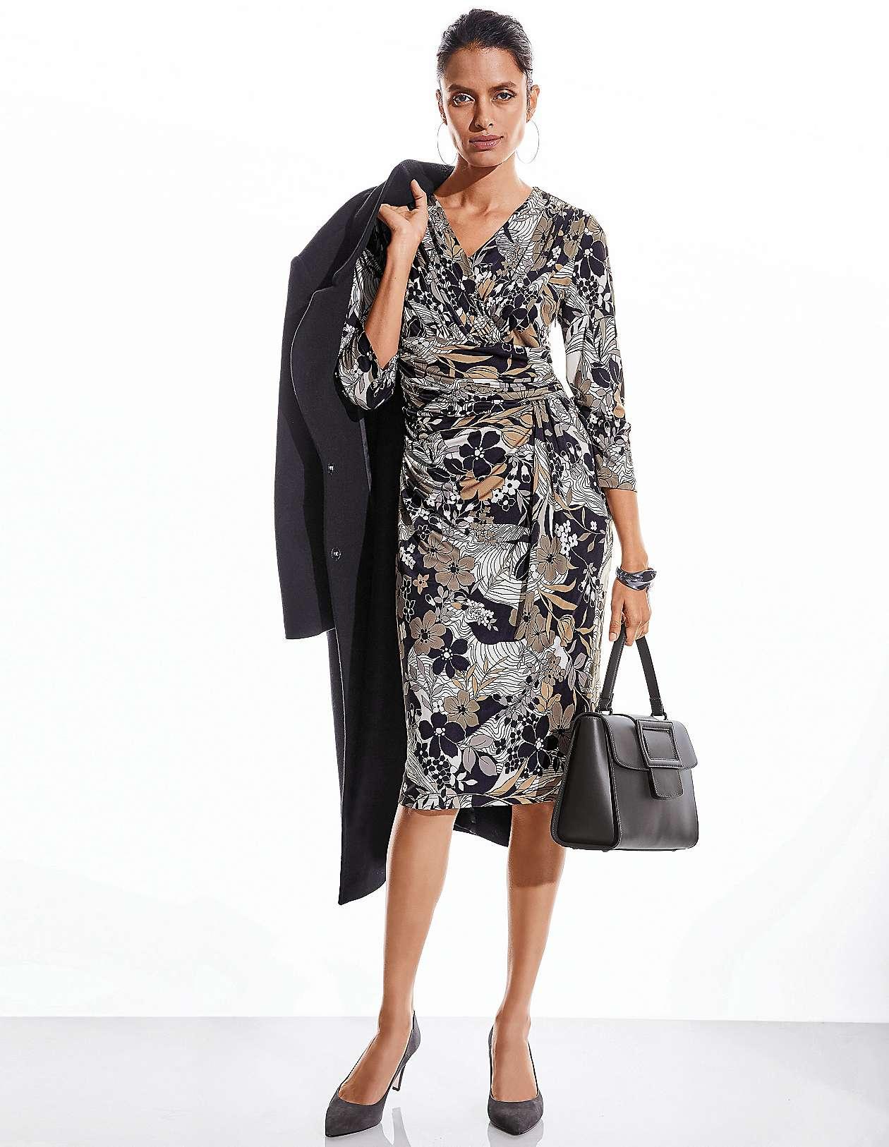 10959014ca86bf Elegante Kleider für stilvolle Auftritte bestellen | MADELEINE Mode