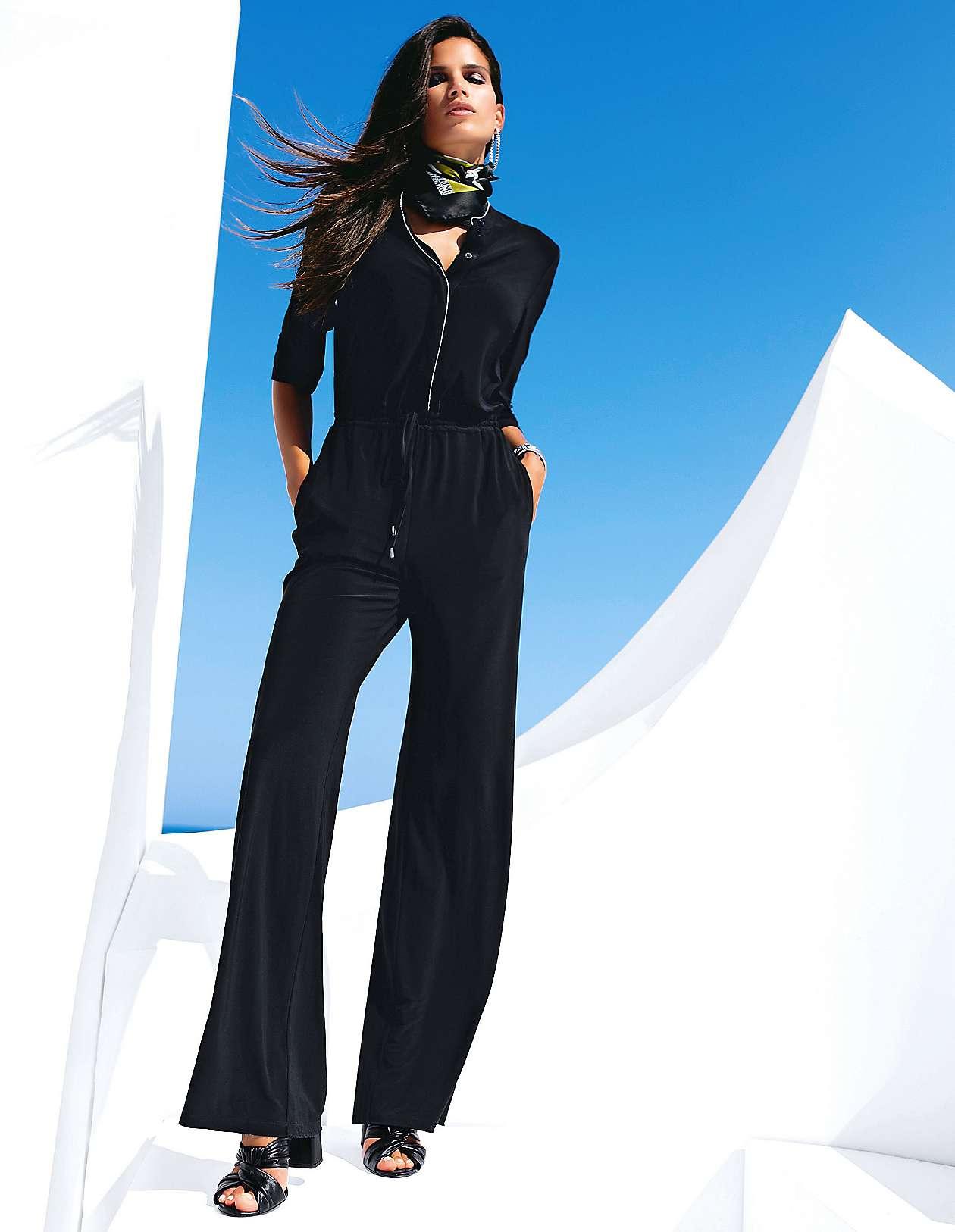 b91b9056fa17 Festliche Jumpsuits und elegante Overalls für Damen   MADELEINE Mode