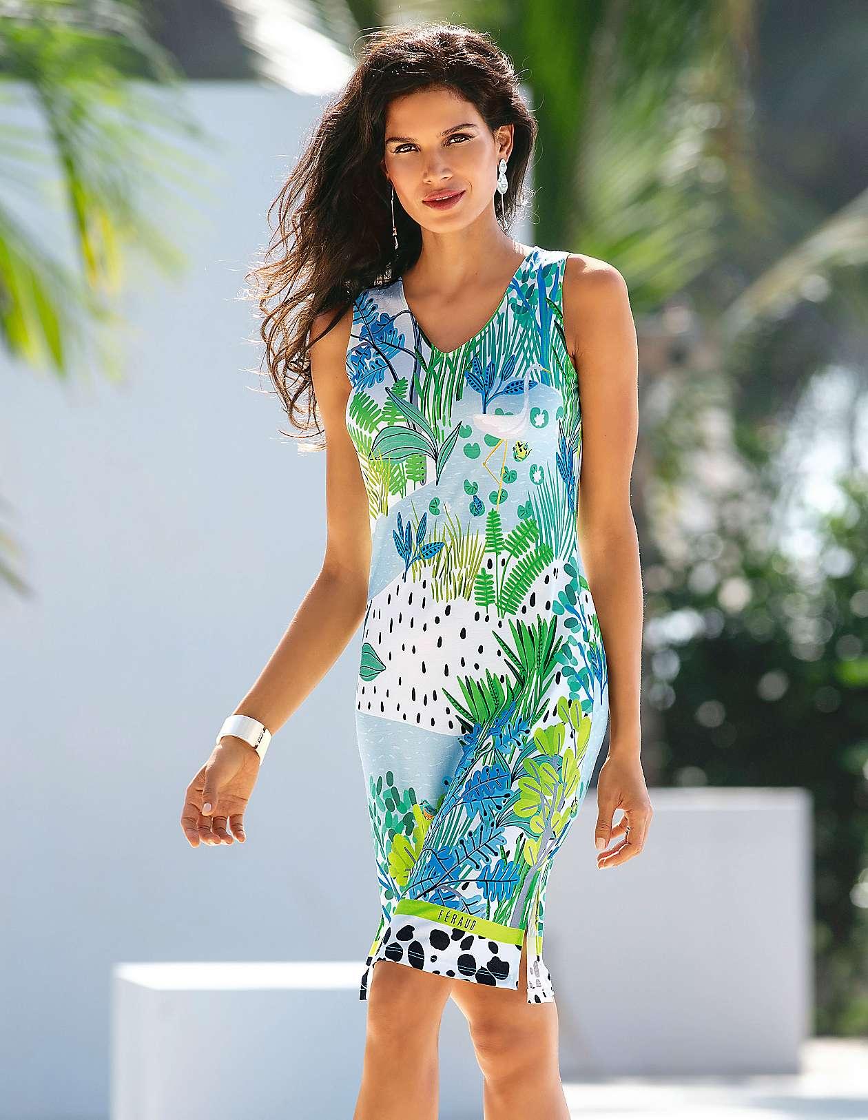 514bf9d143 Strandmode für Damen online entdecken | MADELEINE Mode