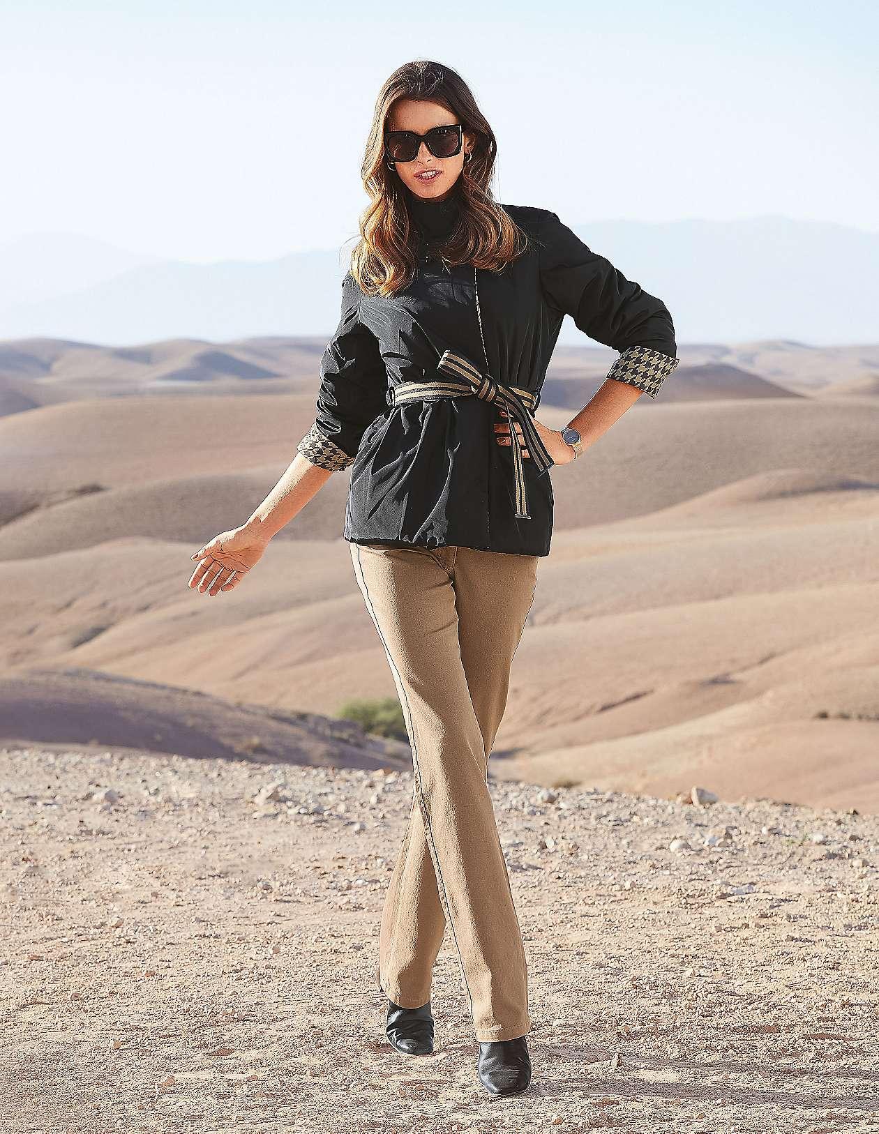 Damenhosen modisch, elegant und schick   MADELEINE Mode
