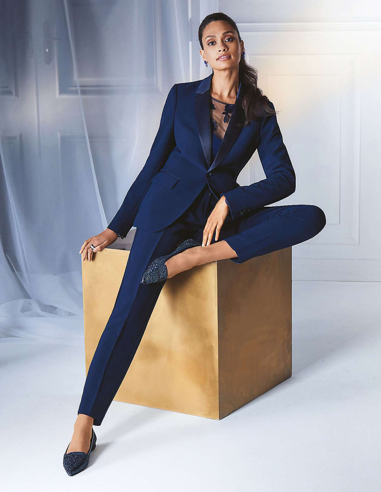 hosenanzug für damen, elegant und festlich online bestellen
