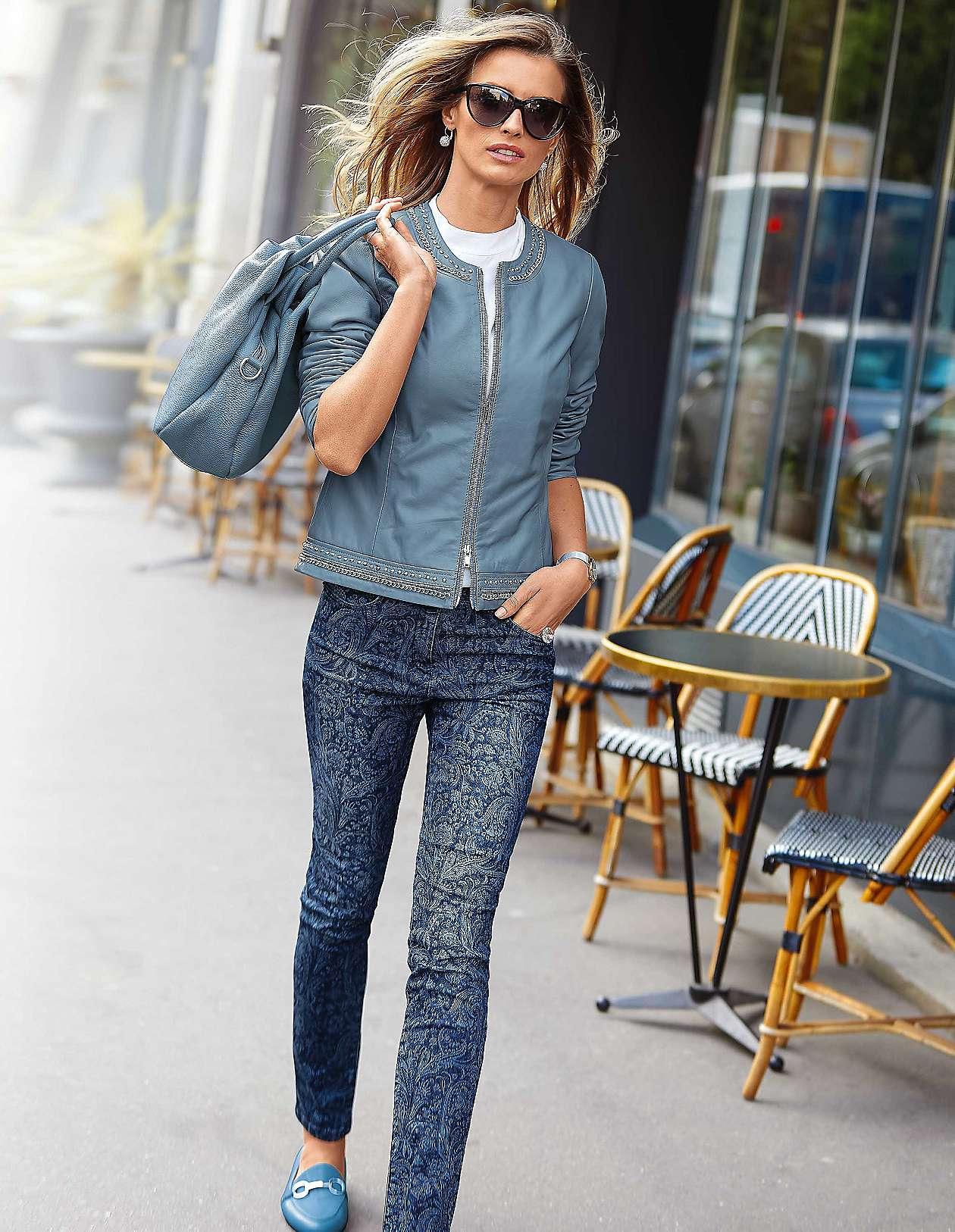 bd6f7876954d4 Damenhosen modisch, elegant und schick | MADELEINE Mode