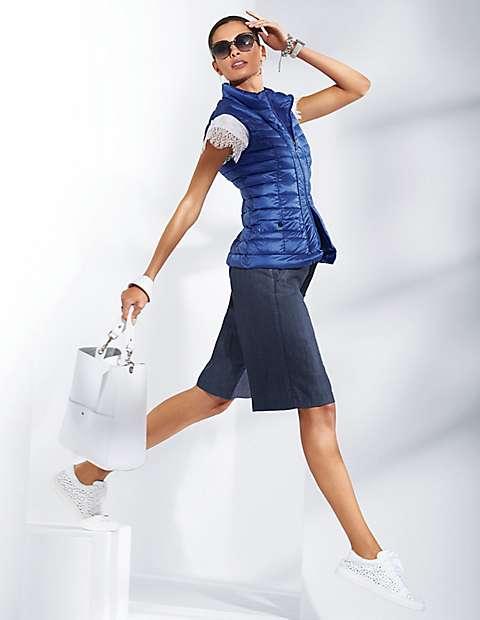 Ballerine Ladies Bleu Marine / Bleu Madeleine kTy5Xhyrb