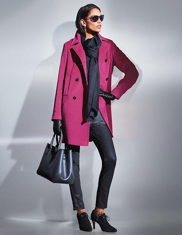 newest 00341 8dfca Modische Damenmäntel für jeden Anlass | MADELEINE Mode