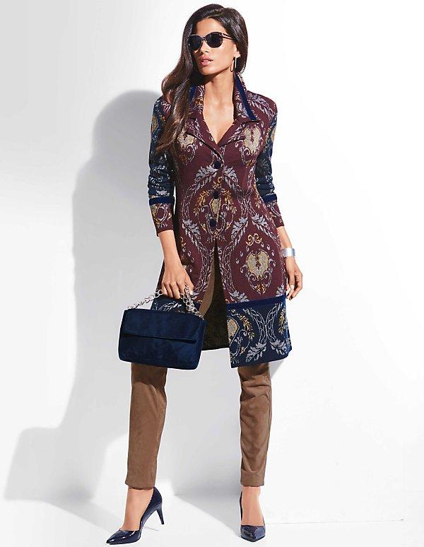 newest 44b7e 278e0 Modische Damenmäntel für jeden Anlass | MADELEINE Mode